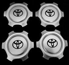 4pcs Wheel Center Cap Hub For Tacoma Tundra 4runner 6 Lugs 15 And 16 Rim Fits Toyota