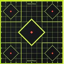 "Package of 6 Birchwood Casey 8"" Sight In Shoot-N-C Self Adhesive Targets"