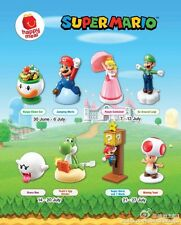 2016 Super Mario McDonalds Happy Meal Toys Completed Set 8 PCS NIP China