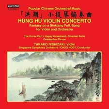 Hung Hu Violin Concerto - Fantasy on a Sinkiang, New Music