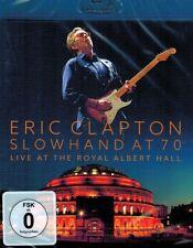 BLU-RAY NEU/OVP - Eric Clapton - Slowhand At 70 - Live At The Royal Albert Hall