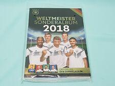 Rewe WM 2018 Russland Sammelalbum Sonderalbum Album Sammelmappe