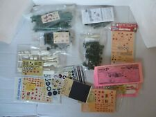 Group D: Misc models, compete, parts, decals Grab Bag Lot 1/72. See other groups