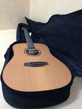 """SPT-WG-41 5mm Padded Soft Case for 41"""" Acoustic Guitar,Black w/Back Pack Straps"""