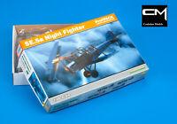 Eduard 1/48 82133 Wolseley Viper SE.5a Nightfighter Pro Level Model Kit