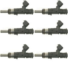 NEW Set of 6 Standard MFI Fuel Injectors for Audi A3 TT Quattro VW Eos 3.2L V6