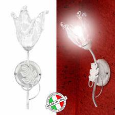 Wandleuchte Lampe Wand vintage Für International Glas Und Schmiedeeisen