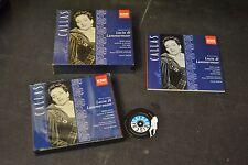 box 2 cd Donizetti Maria Callas di Stefano Tullio Serafin Lucia Di Lammermoor