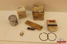 1980-81 YAMAHA IT125 1ST OS PISTON KIT P/N 3R9-11630-10