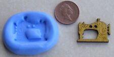 Máquina para coser Reutilizables Molde de Silicona Pastelería Joyas tarjeta Topper Alimentos Seguros