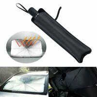 Foldable Car Windshield Sunshade Front Window Cover Visor Sun Shade Umbrella New