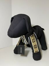 New Fashion GG logo Zipped Jacket For Dog Size Small Black