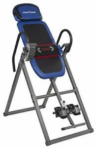 Innova Fitness ITM4800 Advanced Heat and Massage Therapeutic Inversion Table
