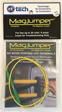 Magjumper - Magnetic Tip Jumper HVAC Testing Troubleshooting Tool *GREEN*