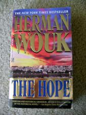 The Hope A Novel by Herman Wouk Historical Fiction 1993 Saga of Israel Paperback