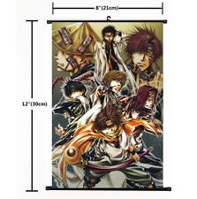 Japanese Anime Saiyuki  Poster Wall Scroll cosplay 2267
