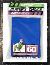 BLUE PLAYER'S CHOICE CARD SLEEVES DECK PROTECTORS MTG