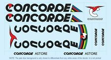 Concorde Bicycle Decals-Transfers-Stickers #3