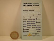 DECALS 1/43  NEW MICHELIN - VIRAGES  T161