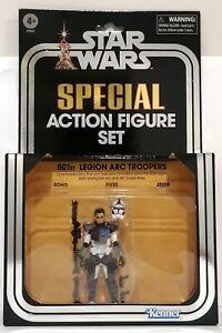 """Star Wars 3.75"""" ARC Trooper Set Fives Vintage Collection Figure (FIVES ONLY)"""