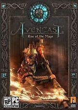 Avencast Rise Of The Mage PC Games Windows 10 8 7 XP Computer action rpg NEW