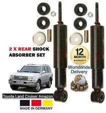 Per TOYOTA LANDCRUISER AMAZON 4.2 4.7 98-2007 NUOVO 2x REAR SHOCK ABSORBER Shocker