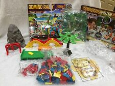 Domino Rally Pirate Skull Island Game Set - 200 Dominoes! By Goliath