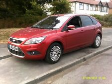FORD FOCUS TITANIUM AUTOMATIC 42,000 MILES FROM, 2008 FACELIFT, FULLY LOADED CAR