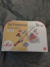 Sevi 1831 Set Fisherman Set Pescatore 12 Pieces