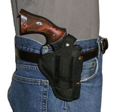 USA Custom Taurus Tracker Pistol Holster Hip Belt Holds 5 Rounds