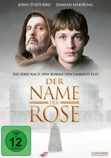 The Name Of The Rose - John Turturro, Damian Hardung TV Series NEW REGION 2 DVD