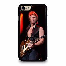 BON JOVI iPhone 7 7S 7 Plus Case Phone Cover Plastic Rubber