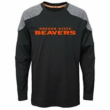 "Ncaa Oregon State Beavers Boys Outerstuff ""Gamma"" Long Sleeve Performance Tee."