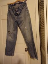 Levi's 550 Relaxed Fit Well Worn Jeans 34W X 30 L Reduced