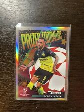 2019-20 Topps Finest UEFA Christian Pulisic 1 Silver 5 Phenom 11 Base 17 Total