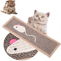 Pet Cat Supplies Kitten Scratch Scratching Board Post Claws Sisal Hemp Mat Pad