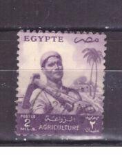 FRANCOBOLLI Egitto Egypt 1954-55 --- Serie Ordinaria 2 m. YV366