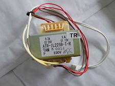 TRANSFORMATEUR 230/24/13V REF ATR - IL225B - T - R NEUF