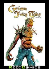GRIMM FAIRY TALES VOLUME 6 GRAPHIC NOVEL New Paperback Collects #31-35
