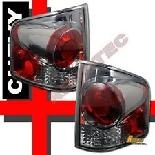 94-98-04 S-10 S10 Sonoma Pickkup Truck Smoke Tail Lights Lamps 1 Pair