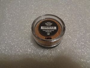 bareMinerals Wearable Brown Medium Eyecolor Full Size .57 g New & Sealed