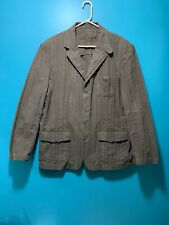 GENTLEMAN FARMER Casual Line Blazer Jacket French Boutique Sz 56 NICE!