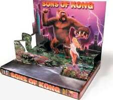 Sons of Kong: 10 Full-Length Movies on 3-DVDs (3D Pop-Up Case)