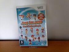 Job Island: Hard Working People (Nintendo Wii) Nuevo Empaquetado Pal