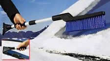 Heyner SnowStar XL pro premium telescopio batidores 110cm raspador escoba