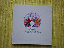 QUEEN - A Night At The Opera (CD, Paper Sleeve Mini LP Replica)