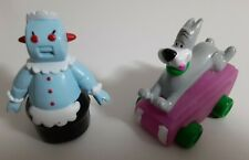 The Jetsons 1995 Dairy Queen Toys Rosie and Astro
