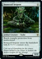 MTG - Throne of Eldraine - Stonecoil Serpent - x1 NM Promo Pack