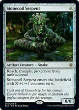 MTG - Throne of Eldraine - Stonecoil Serpent - x1 NM