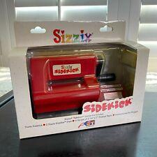 Sizzix Sidekick Starter Kit Die-cutting and Embossing Machine New